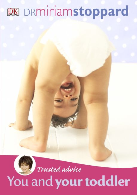 eBook cover of Trusted Advice You and Your Toddler