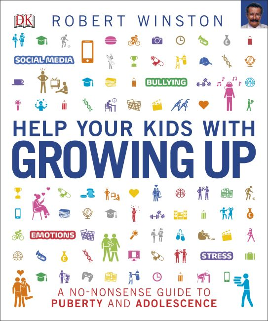 Flexibound cover of Help Your Kids with Growing Up
