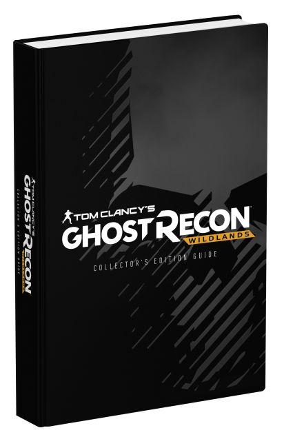 Hardback cover of Tom Clancy's Ghost Recon Wildlands