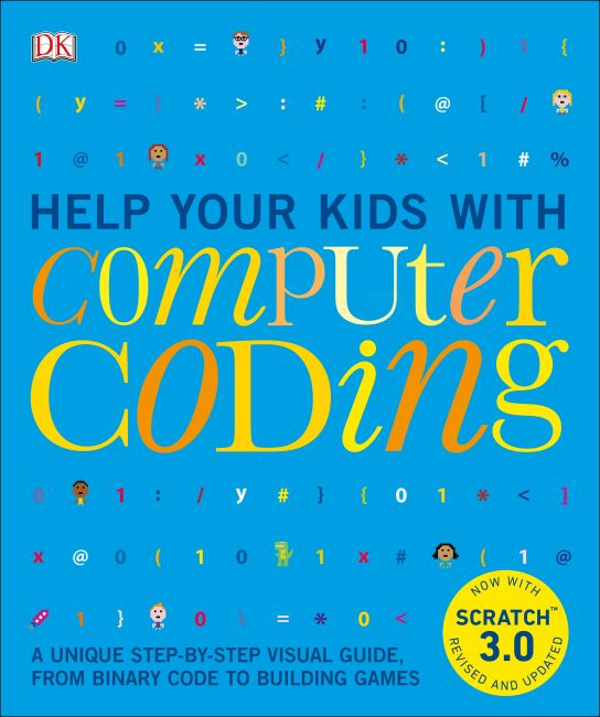 Paperback cover of Help Your Kids with Computer Coding