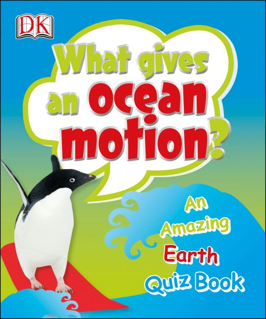 eBook cover of What gives an Ocean Motion?