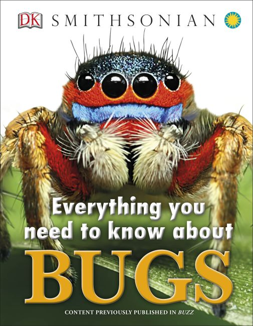 Hardback cover of Everything You Need to Know About Bugs