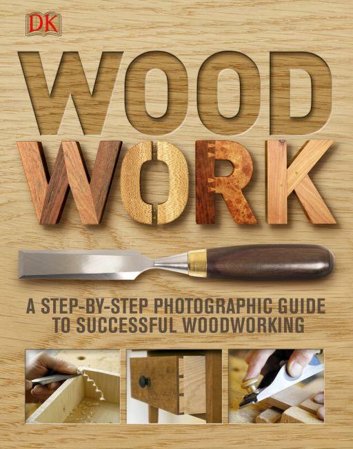 Hardback cover of Woodwork