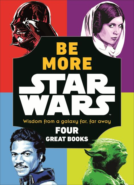 Boxed Set cover of Star Wars Be More Box Set