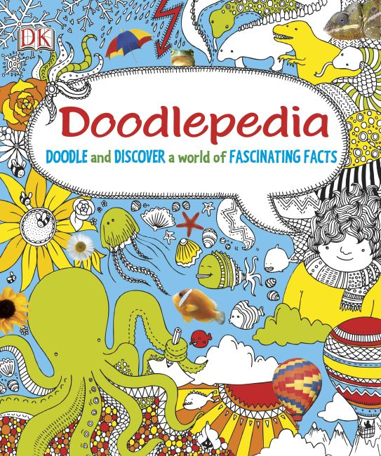 Paperback cover of Doodlepedia