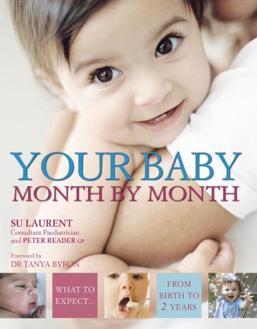 eBook cover of Your Baby Month By Month