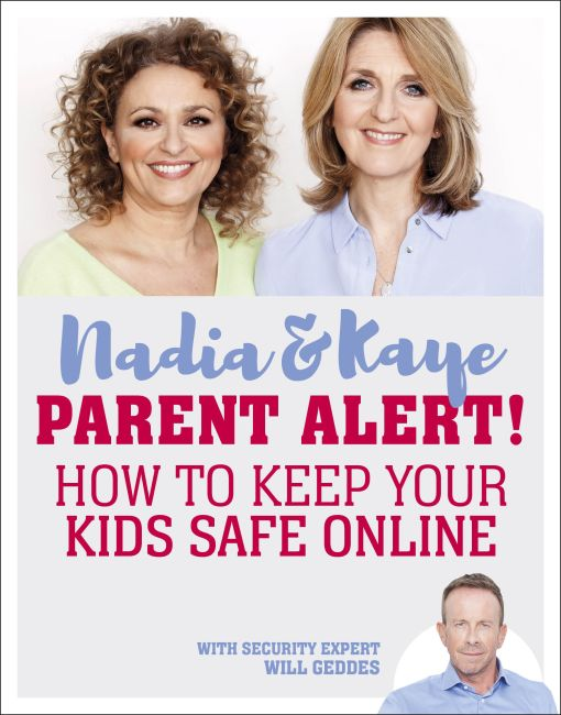 Flexibound cover of Parent Alert How To Keep Your Kids Safe Online
