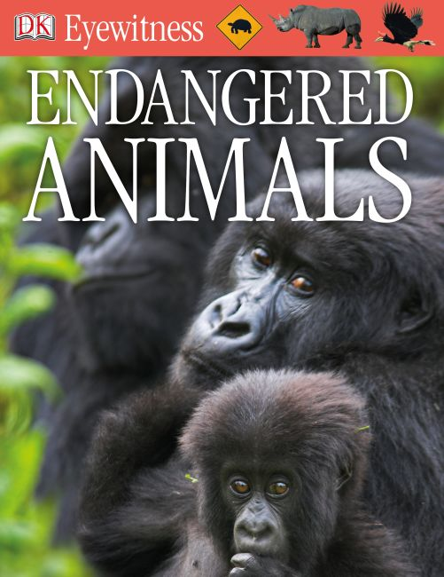 eBook cover of Endangered Animals