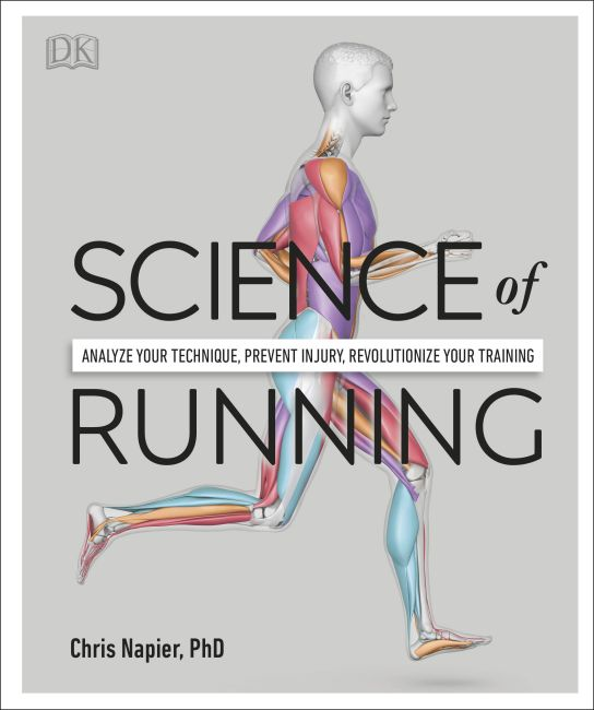 Paperback cover of Science of Running