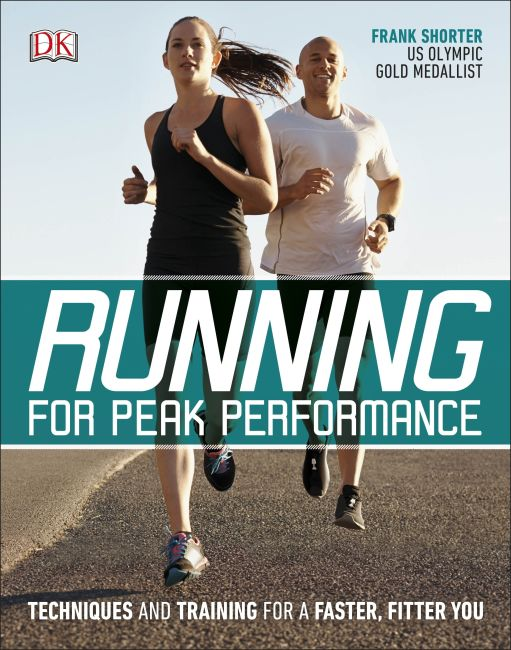 Paperback cover of Running for Peak Performance