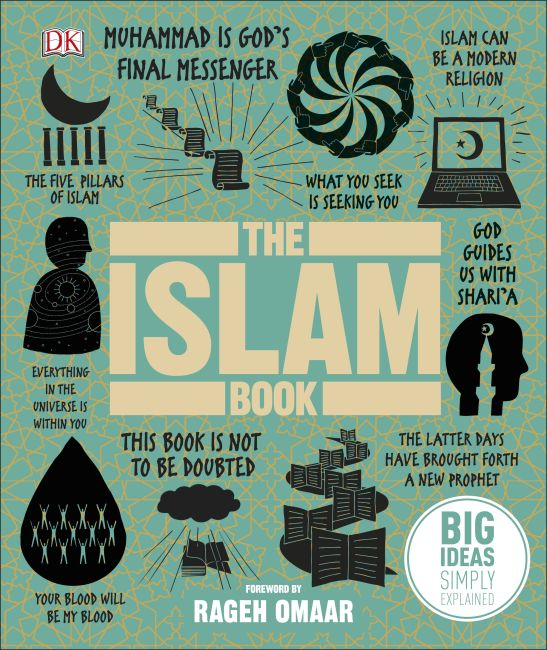 Hardback cover of The Islam Book