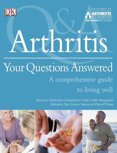 eBook cover of Arthritis Your Questions Answered