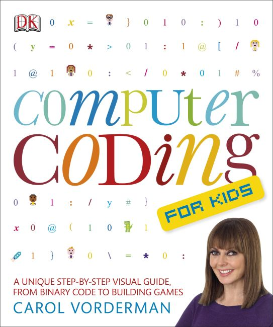 Flexibound cover of Computer Coding for Kids