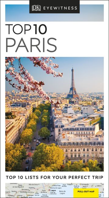 Paperback cover of Top 10 Paris