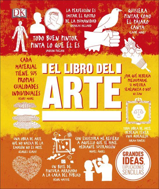 Hardback cover of El Libro del Arte