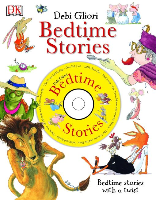 Mixed Media cover of Bedtime Stories