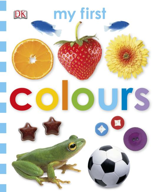 eBook cover of Colours