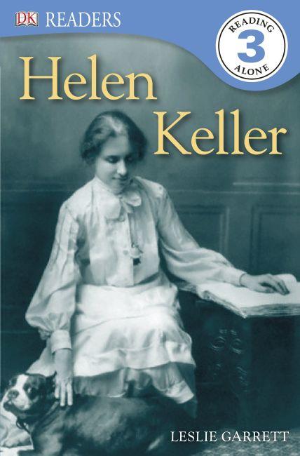 Paperback cover of DK Readers L3: Helen Keller