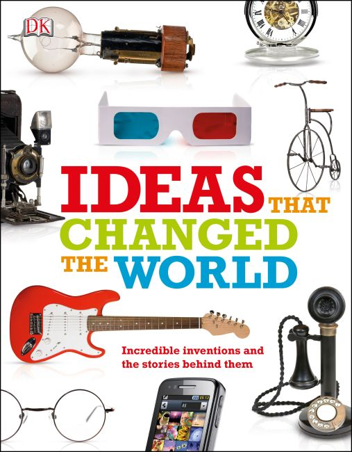 Paperback cover of Ideas That Changed the World
