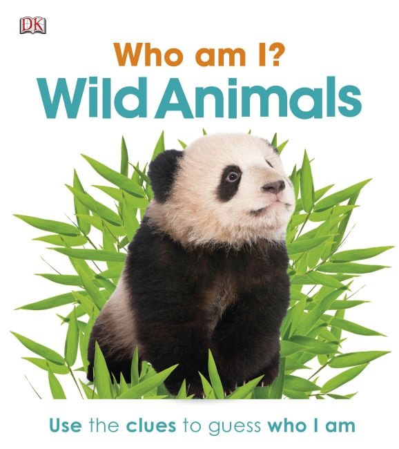 eBook cover of Who Am I? Wild Animals