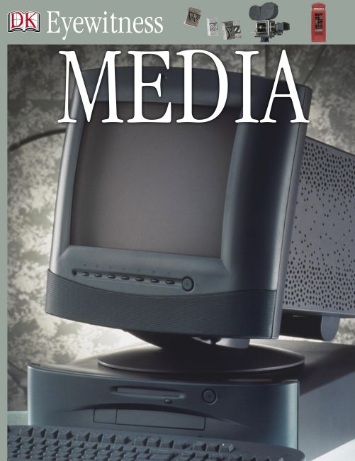 eBook cover of DK Eyewitness Books: Media and Communication