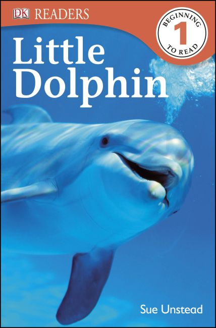 Paperback cover of DK Readers L1: Little Dolphin