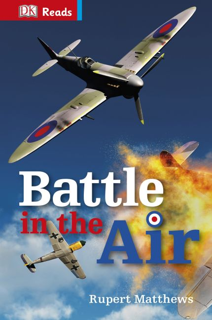 eBook cover of Battle in the Air