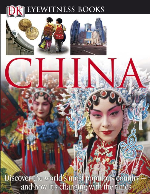 eBook cover of DK Eyewitness Books: China