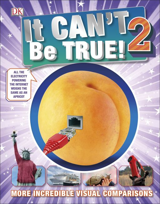 Hardback cover of It Can't Be True 2!