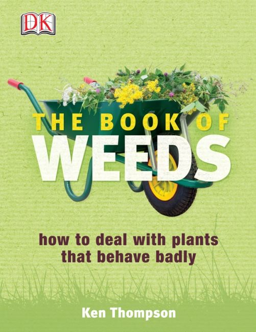 eBook cover of The Book of Weeds