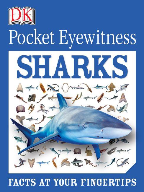 eBook cover of Pocket Eyewitness Sharks