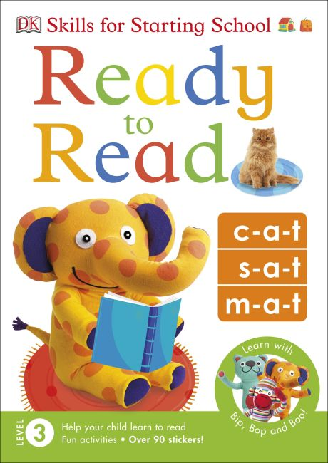 Paperback cover of Ready to Read