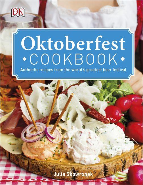 Hardback cover of Oktoberfest Cookbook