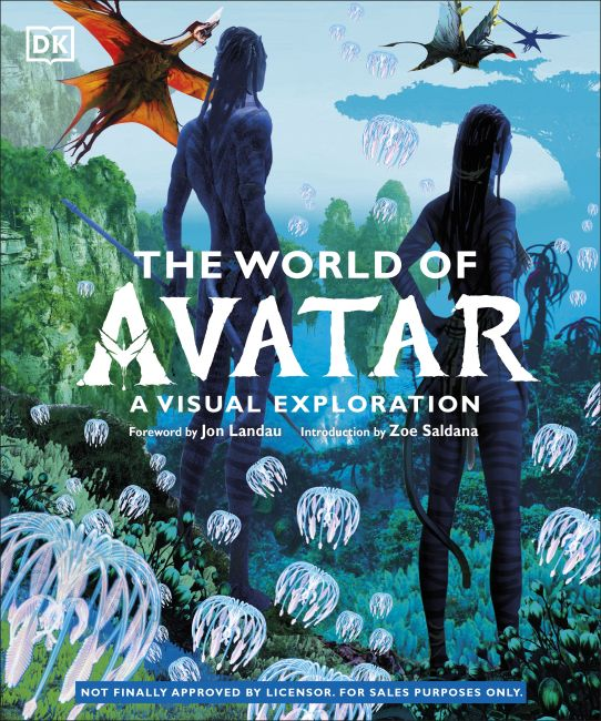 Hardback cover of The World of Avatar