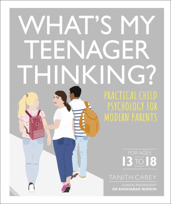 Hardback cover of What's My Teenager Thinking?