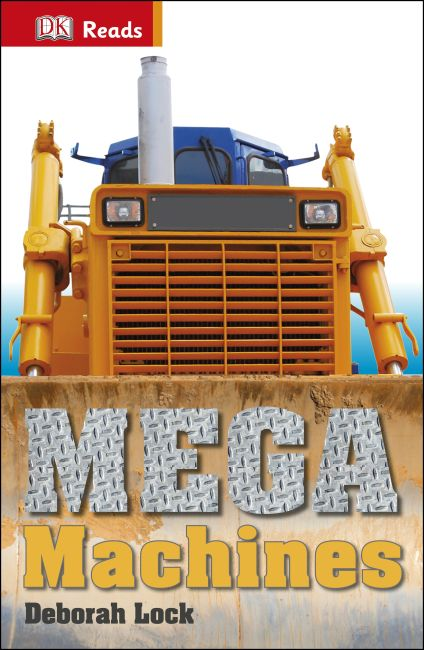 eBook cover of Mega Machines