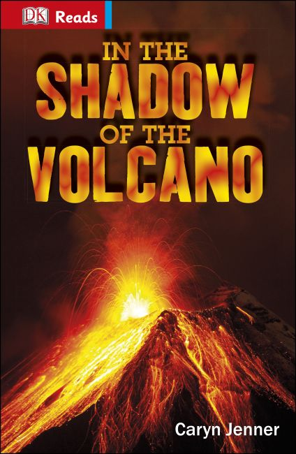eBook cover of In the Shadow of the Volcano