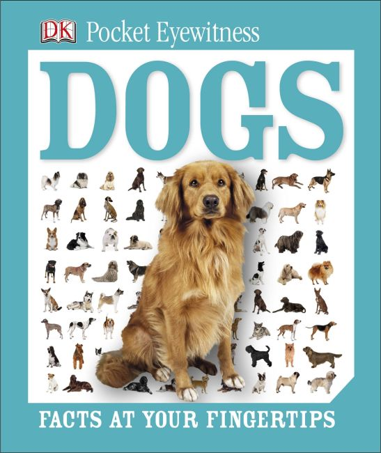 eBook cover of Pocket Eyewitness Dogs