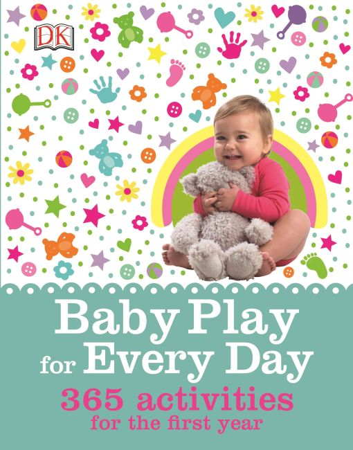 Hardback cover of Baby Play for Every Day