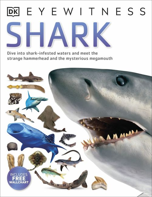 Paperback cover of Shark
