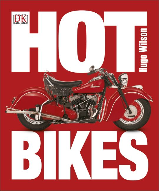 eBook cover of Hot Bikes