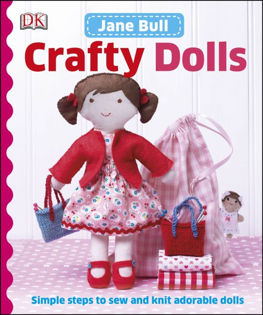 eBook cover of Crafty Dolls
