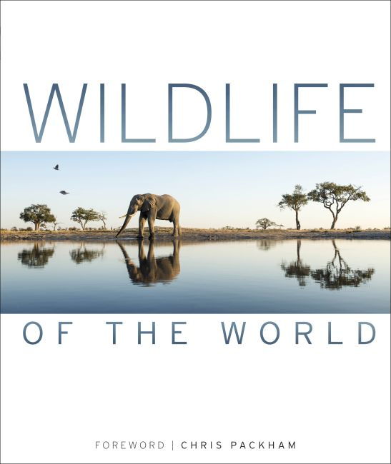 Hardback cover of Wildlife of the World