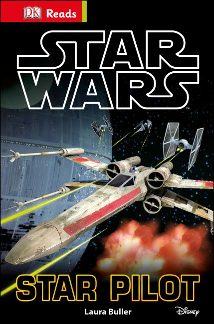 Hardback cover of Star Wars Star Pilot