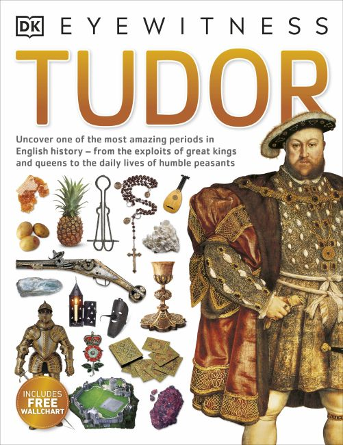 Paperback cover of Tudor