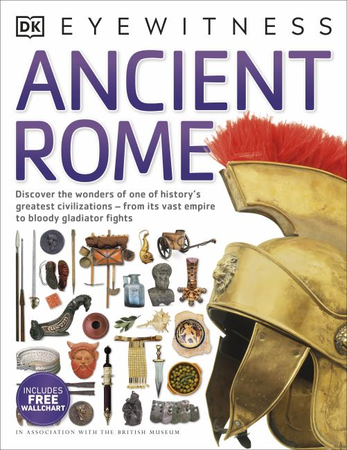Paperback cover of Ancient Rome