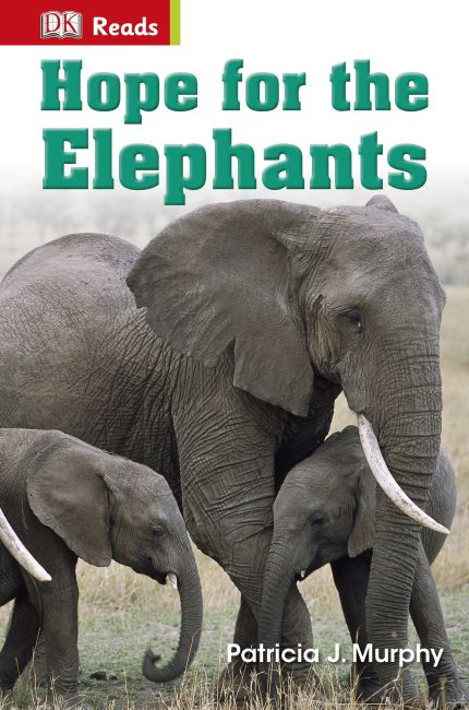 eBook cover of Hope for the Elephants