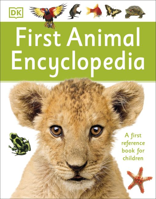 Paperback cover of First Animal Encyclopedia