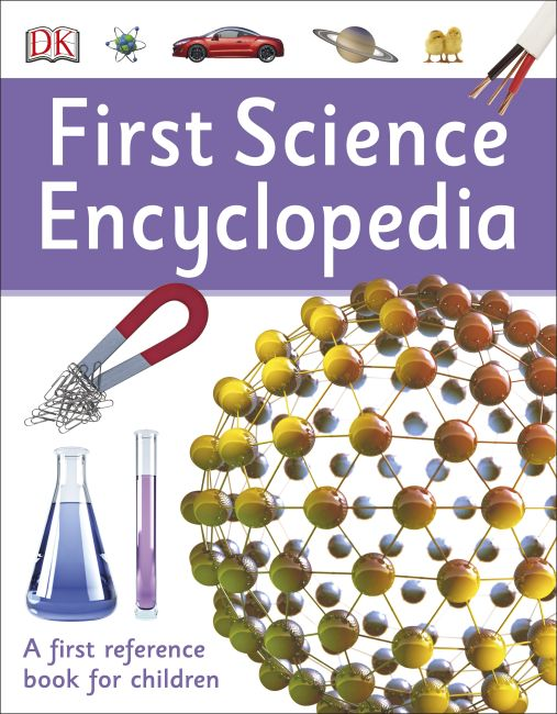 Paperback cover of First Science Encyclopedia