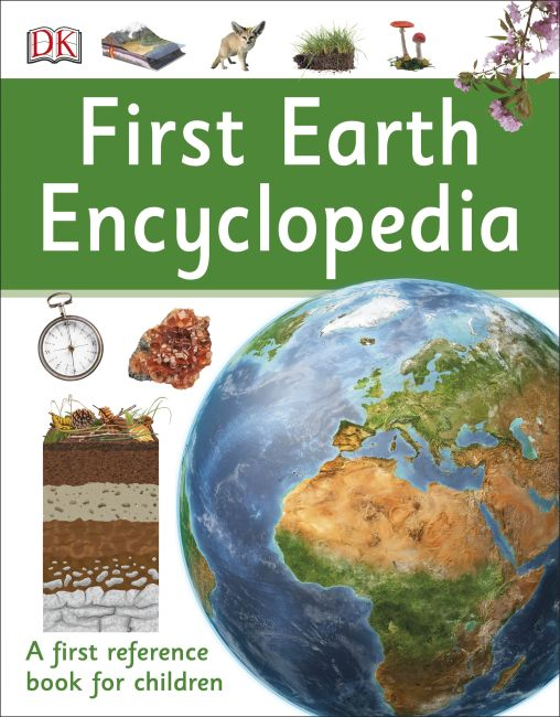 Paperback cover of First Earth Encyclopedia